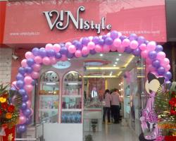 vinistyle化妆品加盟