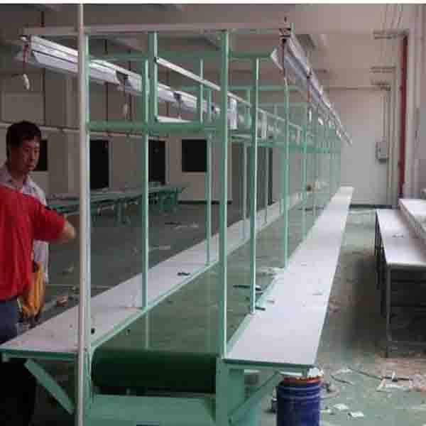 PVC自动配混生产线