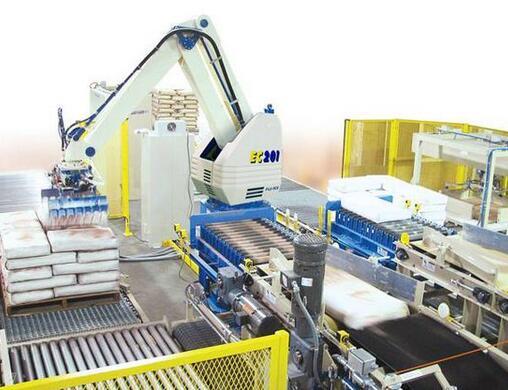 全自动包装生产线