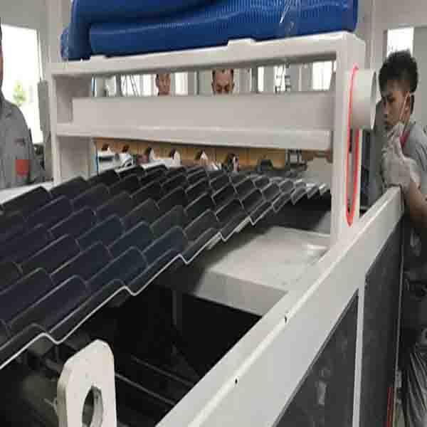 树脂瓦生产设备
