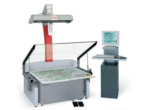 大幅面扫描仪