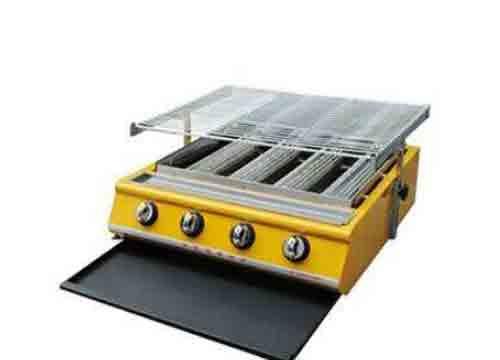 投资加盟烧烤机