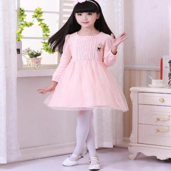 兒童連衣裙