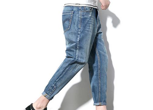 男式牛仔裤批发