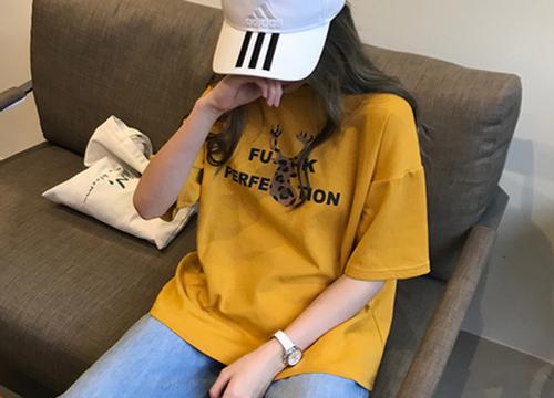 韩版女式T恤批发