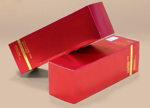 金银卡纸盒批发