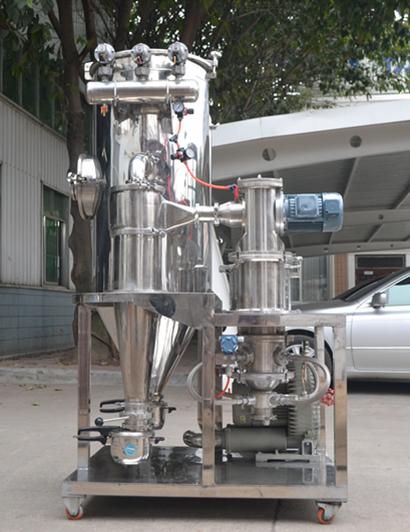 干菇干菌猴头菇专用超细气流粉碎机 超微粉碎机 气流分级机