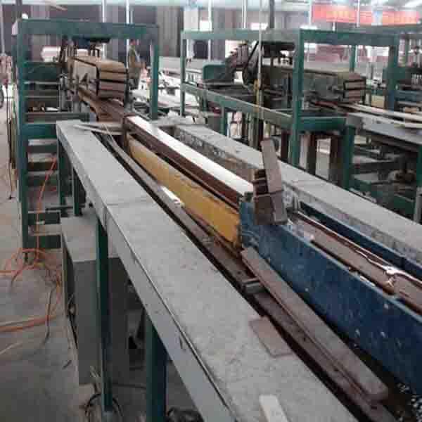 嘉亿特木塑PVC竹木纤维快装集成墙板生产线 集成墙面板生产线 集成墙板设备