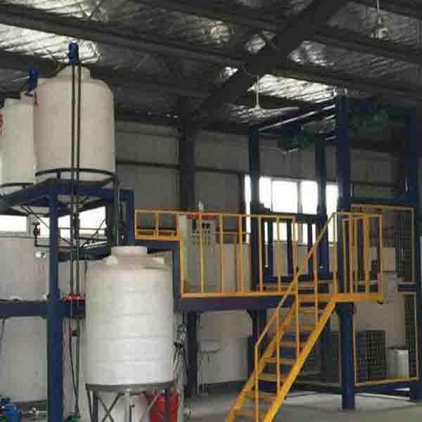 高性能全自动聚羧酸合成设备聚羧酸合成设备厂商定制
