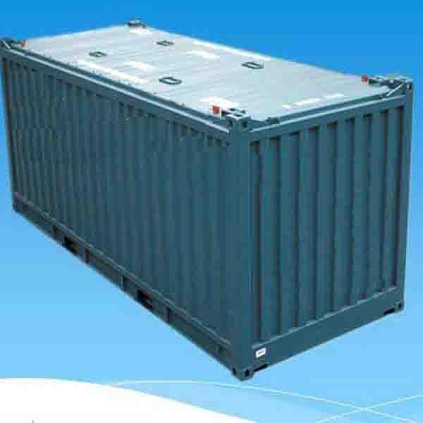 13米电力检测设备开顶特种集装箱