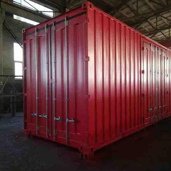 开顶电力设备特种集装箱