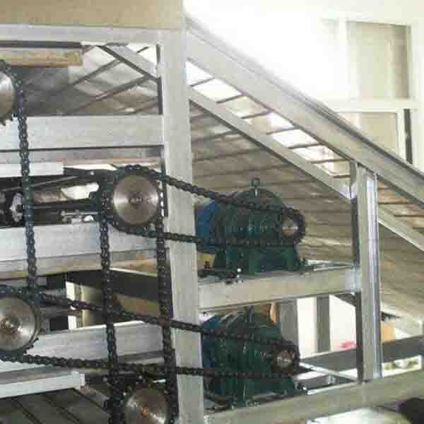 中药残渣带式干燥系统设备技术参数