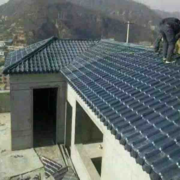 屋面瓦设备 树脂瓦机器 仿古瓦设备