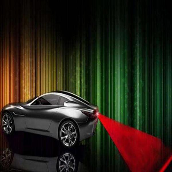 汽车激光防雾灯